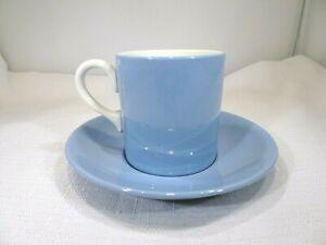 Vintage Wedgwood 3 M 64 Of ETRURIA BARLASTON Summer Sky England Coffee Set