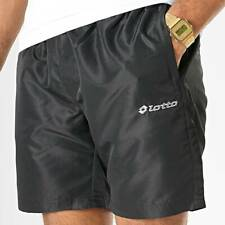 Pantaloncini Bermuda Tennis Uomo Lotto Milano - Colore Black