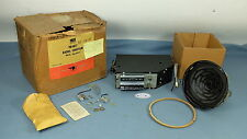 NOS 1953 1954 PONTIAC CHIEFTAIN DELUXE PUSH BUTTON RADIO PACKAGE, #984817