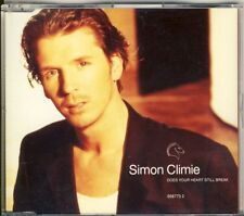 SIMON CLIMIE - does your heart still break  4 trk MAXI CD 1992