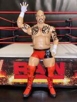 WWE Elite Series 22 Lord Tensai (Matt Bloom) Figure Mattel Wrestling RARE Prince