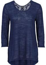 Body Flirt Damenblusen, - tops & -shirts mit Rundhals-Ausschnitt in Größe 38
