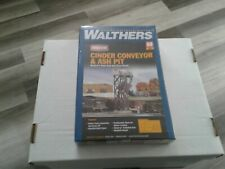 Walthers HO scale Cinder conveyor and ash pit - 933-3181