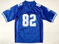 Charlie Tweeder #82 West Canaan Coyotes Men Football Jersey Blue Stitched