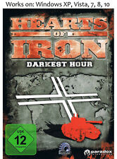 Hearts of Iron: Darkest Hour PC Game