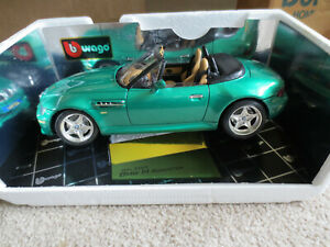 Burago 1/18 1996 BMW M Roadster