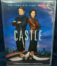 CASTLE: THE COMPLETE FIRST SEASON (3-disc DVD set, Region 1, 2009)
