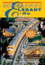 Union Pacific's Elegant E-9s Combo DVD Pentrex Feather River Canyon UP Sherman