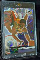 KOBE BRYANT UD HOLOGRFX REFRACTOR HOLO SP RARE LOS ANGELES LAKERS