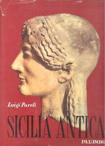Luigi Pareti: Sicilia antica. Palumbo, 1959