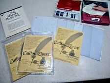 Calligraphy Set, Books, Writing Guide, Ink, Pen, Tips, Paper, Case