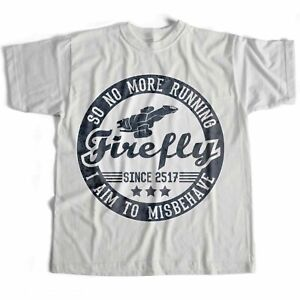 Firefly Serenity Chinese Japanese Comedy Horror Sci Fi Film Movie Cult T Shirt