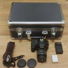 Canon EOS Rebel T2i / EOS 550D 18.0MP DSLR Camera 18-5mm lens 800 shutter count