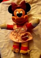 Vintage Minnie Mouse Learn To Dress Doll