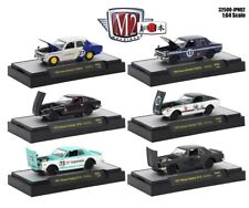 1:64 M2 Machines *AUTO-JAPAN JPN02* *SET of 6 CARS* NISSAN DATSUN SKYLINE *NIB*