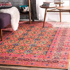 New Eternal Thick Floor Rug Tribal Moroccan Modern Plush Carpet  200x290cm