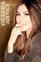 VICTORIA JUSTICE ~ GOLD 22x34 Music Victorious NEW/ROLLED!