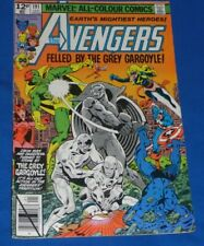 THE AVENGERS COMICS 191# BACK_TO_THE_STONE AGE 1979