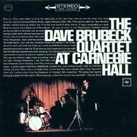 "DAVE BRUBECK QUARTET ""AT CARNEGIE HALL"" 2 CD NEU"