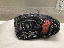 "MacGregor OF7F 12.75"" Padded Kangaroo Baseball Softball Glove Left Hand Throw"