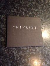 They Live    Cancel Standard CD Album/ambient/abstract/D-bridge/exit Etc