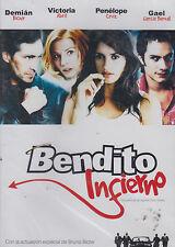 DVD - Bendito Infierno NEW Penelope Cruz Gael Garcia Bernal FAST SHIPPING !