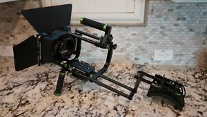 Lanparte Camera Rig Universal & Configurable Many parts  OBO