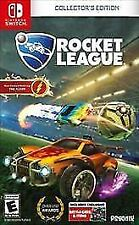 Rocket League Collector's Edition RE-SEALED Nintendo Switch GAME
