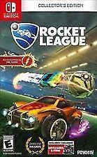 Rocket League: Collector's Edition (Nintendo Switch, 2018)