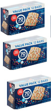 ( 3 )  Fiber One 70 Calories Soft Baked Bar Birthday Cake  KETO PALEO DIABETIC