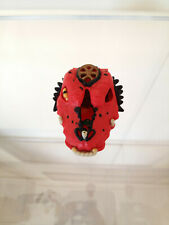 Mighty Max Mattel Red variant Kronosaur loose