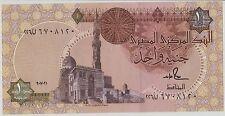 "EGYPT Египет Ägypten New Issue 1 Pound , Year 1991 ""Salah Hamed "" UNC"