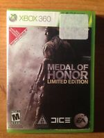 Medal of Honor: Limited Edition for Xbox 360