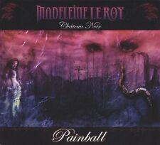 MADELEINE LE ROY - CHATEAU NOIR-PAINBALL  CD NEU