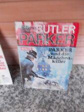 Butler Parker, Heft Nr. 97: Parker und die Mädchenkiller