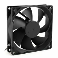 92mm x 25mm 24V 2Pin Sleeve Bearing Cooling Fan for PC Case CPU Cooler N3