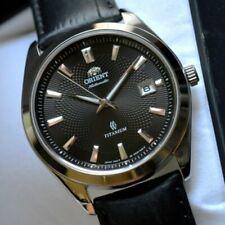 Automatic watch. ORIENT. FER2F003B0. Titanium. Sapphire. 5 ATM. New!