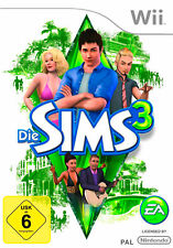 Die Sims 3 (Nintendo Wii, 2010, DVD-Box)