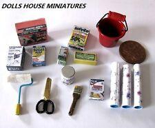 DIY ITEMS  dollshouse miniatures