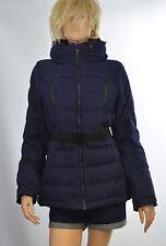 Cappotto Mango Taglia L Foderato, Blu, anatre MOLLA, giacca, Abbigliamento Da Donna 12/17 m2