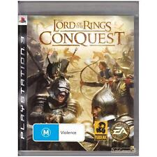 PLAYSTATION 3 LORD OF THE RINGS CONQUEST, THE PAL PS3 [ULN] YOUR GAMES PAL