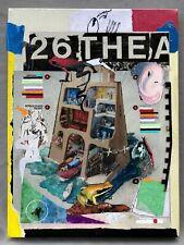 WORLD CLASS TALENT Mixed Media Collage Art - Steven Tannenbaum TAO-E