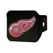 Fanmats NHL Detroit Red Wings 3D Color on Black Metal Hitch Cover Del. 2-4 Days