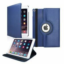 Apple iPad Air 2 360 Rotating Folio PU Leather Case Smart Stand  Cover
