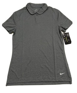 NIKE DRY WOMEN'S SM VICTORY GOLF POLO SHORT SLEEVE SHIRT CI98110 DRIFIT NWT