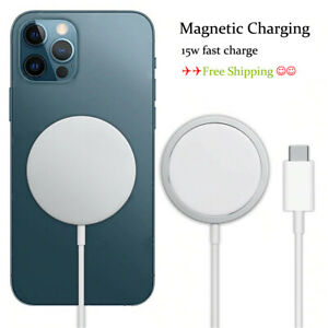 Original Magsaf Wireless Charger For iPhone 12 Magnetic Wireless Fast Charging
