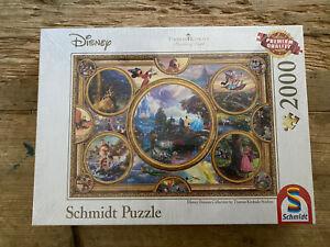 Brand New Sealed Schmidt Disney Classics Puzzle 2000 Pieces