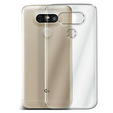 Soft Ultra Thin Flexible Silicon Clear Gel Case Cover For LG G5 LG G5 Dual H860N