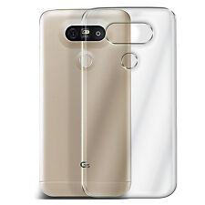 Ultra Delgado Transparente Flexible Suave Gel Estuche De Silicio Cubierta Para LG G5 LG G5 Dual H860N