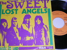 "7"" - Sweet / Lost Angels & Funk it up - Belgium 1976 # 3623"